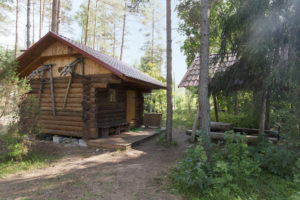 Tareke Mari cottage Helmi in Kallaste Holiday Resort for accommodation. beautiful nature and historic Padise monastery - we are located only 45 km from Tallinn!