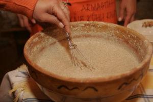 Курс выпечки деревенского хлеба leivategu Kallaste turismitalus Padisel www.kallastetalu.ee 2