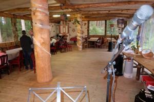 summer hall in Kallaste Holiday Resort www.kallastetalu.ee