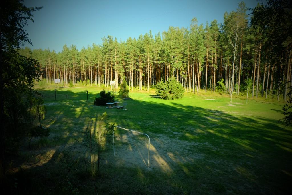 Spordiväljak - sport on lahe ja tervisele hea suvel ja talvel www.kallastetalu.ee majutus Harjumaal vaid 45 km Tallinnast - majutus - toitlustus - seminarid