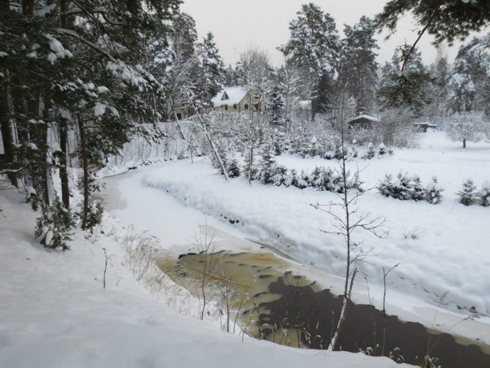 Kallaste Turismitalu www.kallastetalu.ee Loodus talv talvepakett
