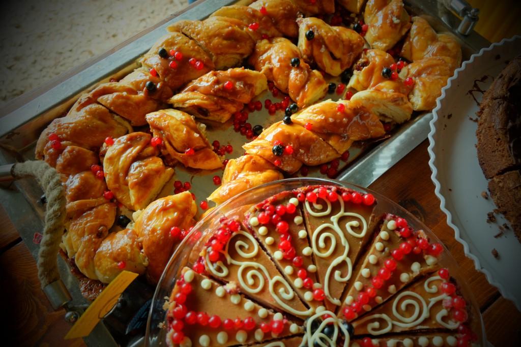 kringel ja kook - kalju-kohvikus - suvepäevade abc