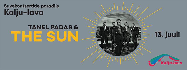The Sun akustiline kontsert Kalju-laval www.kaljulava.ee Kalju-lava suvekontsertide paradiis