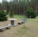 disc-golf-35-km-holiday-resort-in-padise-harjumaa-only-45-km-from-tallinn-wwwkallastetaluee-kallaste-turismitalu-o-metsapuhkus-kauni-