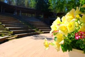 Kallaste Turismitalu kallastetalu.ee loodus puhkus kalju-lava lilled suvi