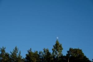 Kallaste Turismitalu kallastetalu.ee loodus puhkus kuu suvi õhtu illustreeriv taevas