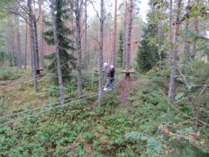 Padise seikluspark on ideaalne ka paarikestele koostöö arendamiseks ja töötamaks usalduse kallal Kallaste Turismitalus. Kallaste talu - ärksa hingega talu Harjumaal. www.kallastetalu.ee