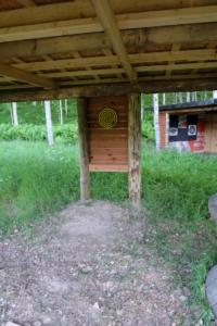lasketiir - noolevise - in Padise, Harjumaa - only 45 km from Tallinn www.kallastetalu.ee Kallaste Turismitalu OÜ - metsapuhkus kauni looduse keskel