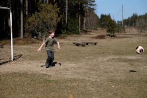 sport aktiivne puhkus jalka perepuhkus lapsed Kallaste Turimitalu www.kallastetalu.ee