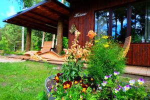 Saunamaja Heino - mõnus saunamaja suurematele seltskondadele - saunapidu - suvepäevad - sauna rõõmud - Kallaste Turismitalu Padisel Harjumaal - Sauna